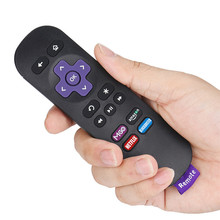 Binmer Remote Control High Quality Replacement Lost Remote Control For Ruko 1 Roku 2 Roku 3 Clicker td1221 dropship(China)