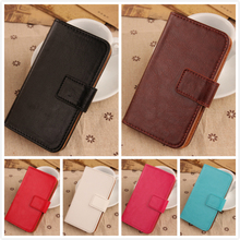 ABCTen Case For BlackBerry Z10 PU Leather Wallet with Flip Pattern with Card Holders Cell Phone Protection Cover