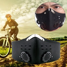New Arrival 1pc Anti Dust Cycling Bicycle Bike Motorcycle Racing Ski Half Face Mask Filter free shipping