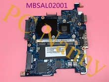 MBSAL02001 NAV50 LA-5651P For Acer Aspire One 532H Notebook Motherboard Intel Atom N450 CPU DDR2