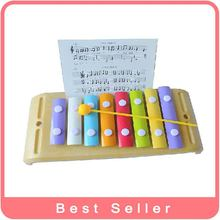 Preschool Baby Music Toy Glockenspiels Kids Imitation wood Designed Piano Children's Xylophone Education Toy