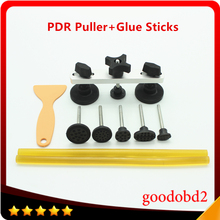Auto Car Body Paintless Dent Repair Removal Pulling Bridge Puller PDR Hand Tools Pulling Bridge Dent Removal Kit(China)