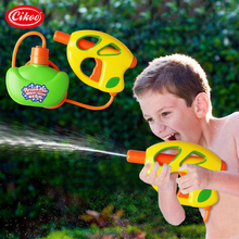 Waist Bag Water Gun Pistol Power Squirt Water Blaster Summer Toy Guns Squirt Gun Large Capacity Kids Outdoor Games Boys Toys(China)