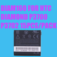 New Arrival Top Selling DIAM160 800mah Battery For HTC DIAMOND P3700 P3702 S900 High Quality