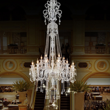 chinese chandeliers large kitchen chandelier crystal pendants for chandeliers for dining room glass crystals for chandelier home(China)