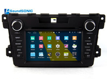 Android 4.4 Car Multimedia For Mazda CX7 CX-7 2007 - 2011 Radio DVD GPS Navigation Sat Navi Audio Video S160 System
