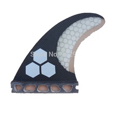 Free Shipping Surfboard Fins Futures Carbon Surf Future Fins Large/Medium Size (3pcs)