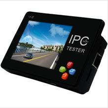 "Portable Wrist 3.5"" Touch LCD Monitor IP camera Network Analog CCTV Camera Tester Built in WIFI / PTZ Control"