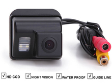 CCD Car Rear View Backup Camera For MAZDA CX5 CX-5 CX7 CX-7 Auto Reverse Parking Camera Night Vision Guide Line Water Proof(Hong Kong)