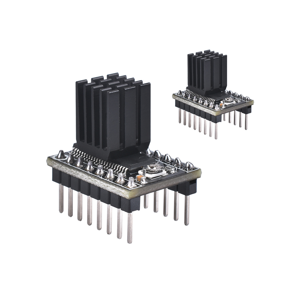 LV8729 Stepper Motor Driver With Heat Sink Replace A4988 DRV8825 Compatible With MKS Gen V1.4 Ramps 1.6 1.4 1.5 3D Printer Parts