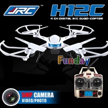 One-Key Return JJRC H12C Big RC Quadcopter with Camera HD 5MP Remote Control Helicopter RTF UFO Drone DFD F181 & U818A CX-20