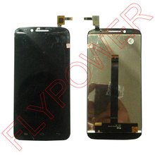 For TCL M2U LCD Display Screen With Touch Screen Digitizer Assembly GSM version by Free shipping; 100% warranty(China)