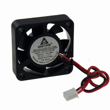 5Pcs Gdstime 40mm 4010 24V Ball Bearing 2Pin DC Cooling Fan Computer Case Cooler 40x40x10mm(China)