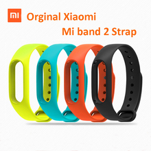 Buy Original Xiaomi mi band 2 Wrist Strap Belt Silicone Colorful Wristband Mi Band 2 Smart Bracelet Xiaomi Band 2 Accessorie for $3.49 in AliExpress store
