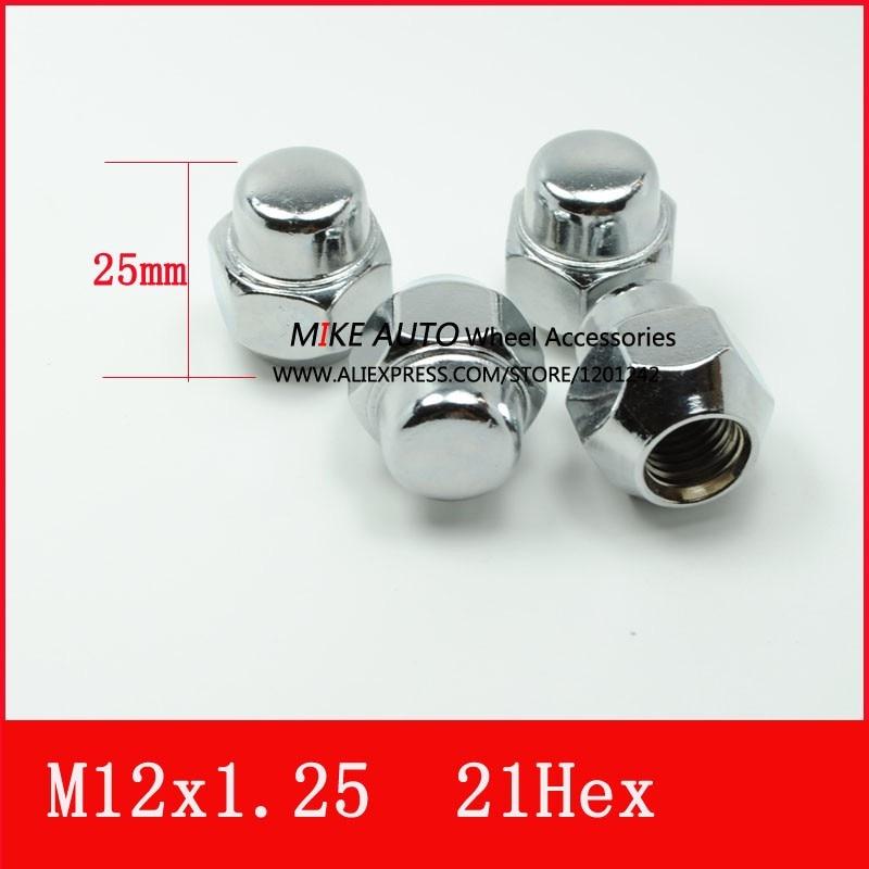 00-07 12x1.25 Bolts for Nissan X-Trail Black Wheel Nuts /& Locks Mk1 16+4