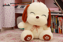 Freeshipping Christmas gift the dog plush doll soft toys wholesale and retails factory supply