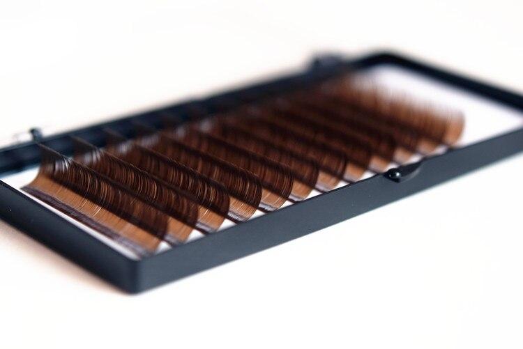 Brown Individual Lashes (3)