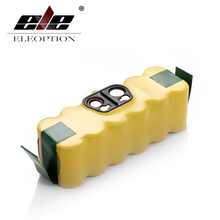 4000mAh 4.0Ah 4.5Ah 14.4V 4500mAh Ni-MH Vacuum Battery for iRobot Roomba 500 560 530 510 562 550 570 581 610 650 790 780 532 760(China)