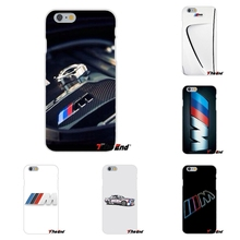 Original For BMW M3 M5 M4 Power logo Silicone Phone Case For iPhone 4 4S 5 5S 5C SE 6 6S 7 Plus Galaxy Grand Core Prime Alpha