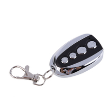 2017 New Wireless Universal Garage Remote Control Duplicate Key Fob 433MHZ Cloning Gate Garage Door Hot Worldwide