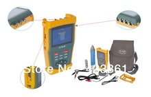 Newly 3.5inch  CCTV Tester 12VDC Power Supply/Cable Scan CCTV Test PTZ control Video striped testing XR-CTVLS