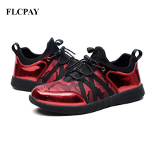 2017 New Brand FLCPAY Outdoor Basketball Shoes Sneakers Sport Shoes Male Large Plus Size Travel Shoes Men