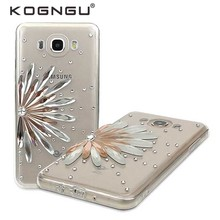 Buy Kogngu Fashion Mobile Phone Cases Samsung Galaxy J5 2016 Cover Diamond Bling Soft Tpu Cases Samsung J5 2016 Case for $6.47 in AliExpress store