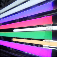 Toika 30pcs/lot 4ft 1.2m 24w led T8 integrated led tube lamp light red/green/blue 4ft 1200mm SMD 2835 AC85-265v