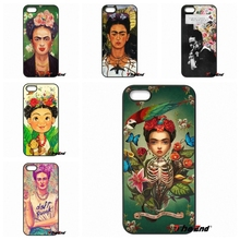fab ciraolo frida kahlo daft punk Printed Phone Case For iPhone 4 4S 5 5C SE 6 6S 7 Plus Galaxy J5 J3 A5 A3 2016 S5 S7 S6 Edge