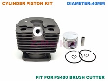 Cylinder Piston Kit for STIHL FS400 Brush Cutter.Grass Trimmer.Lawn Mower.Tiller.Gasoline Engine Garden Tools Spare Parts