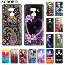 Luxury Painted Pattern Style Cover Cool Gel Soft TPU Silicone Phone Case Cover Celular For Xiaomi Redmi 4 Pro Redmi4 Prime