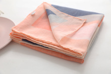 Geometry Summer Cotton Scarf Shawl Wrap Women Scarf Travel Sunscreen Long Big Scarves 180*85cm
