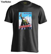 PROPAGANDA DPRK North Korea Posters Mens & Womens Fashion T shirt vintage T Shirt
