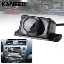 E350 8 LED Night Vision Waterproof Auto Car Rear View Camera for Security Backup Parking Free Shipping
