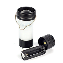 Portable Lantern 3 Modes LED linterna Camping Light Outdoor Tent Travel Hiking Flashlight