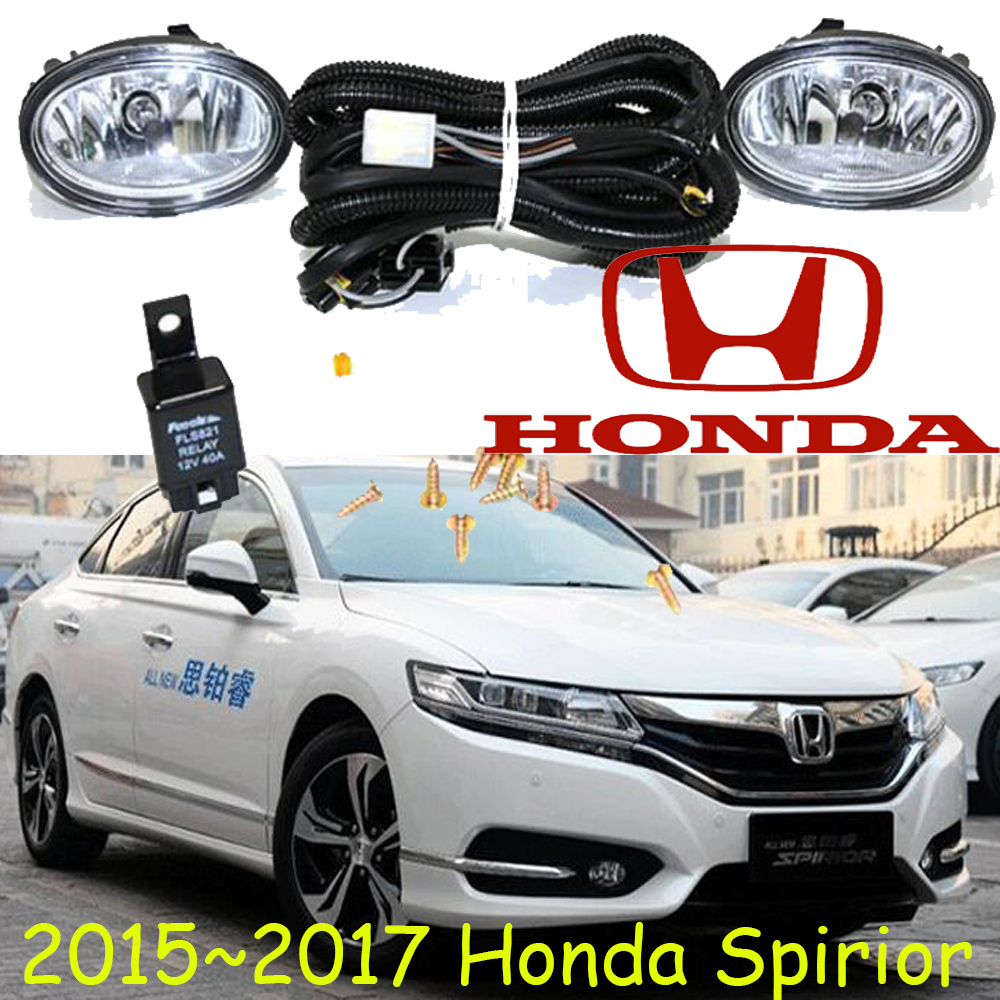 2015~2017! Spirror fog light,Free ship!chrome,halogen,Spirror fog lamp,chrome,CR-Z,Crosstour,CRX,Plus,Insight,Element,Fit Jazz<br>