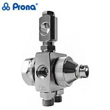 Prona RA-C1S mini spray gun Simple and easy type high pressure automatic gun,frofessional 0.5mm Automatic spray gun for pipeline(China)