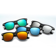 2017 Fashion Kids Sunglasses Children Boys Girls Sun Glasses High Quality UV400 Sun Shade Eyeglasses Sunglasses Brand New Design