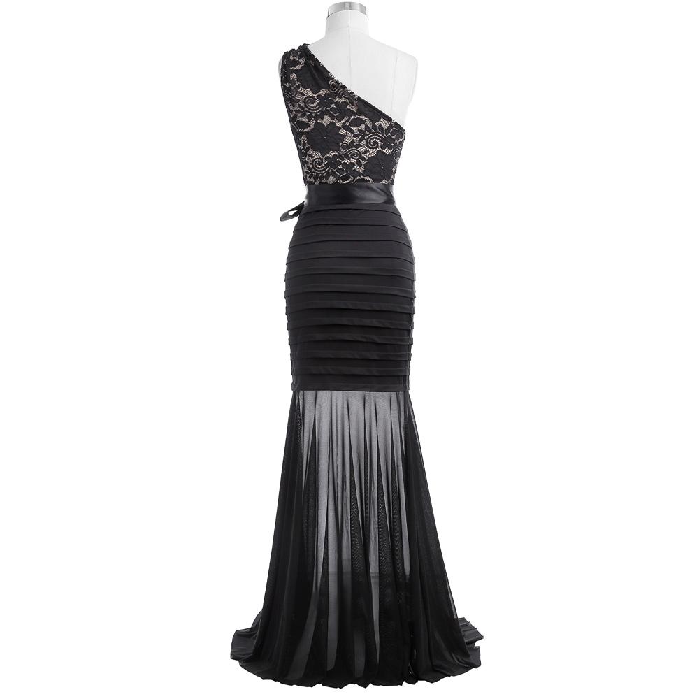Must üleõla kleit