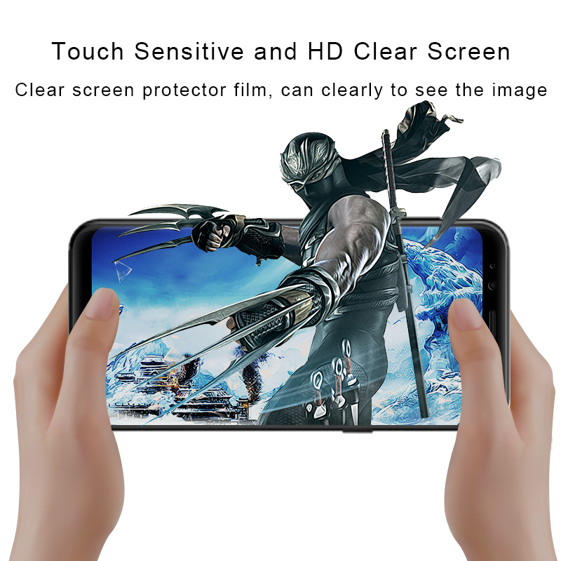 Screen-Protection-Tempered-Glass-Case-For-Samsung-Galaxy-A3-A5-A7-2016-2017-A8-Plus-2018