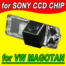 Car rear view back up parking Camera for VW Magotan Polo back up reverse  GPS radio free shipping