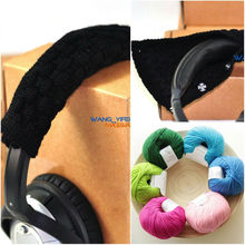 ExtraFine Pure Wool Headband Cushion for Bose QC35 QC25 QC15 QC2 AE2 AE2I SoundLink SoundTrue On Over Ear Headphones(China)