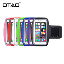 Phone Sports Bag Running Cover For iPhone 5 5S SE 6 6S 7 Plus Arm bands Phone Case Adjustable Gym Arm Band Holder Coque Fundas(China)