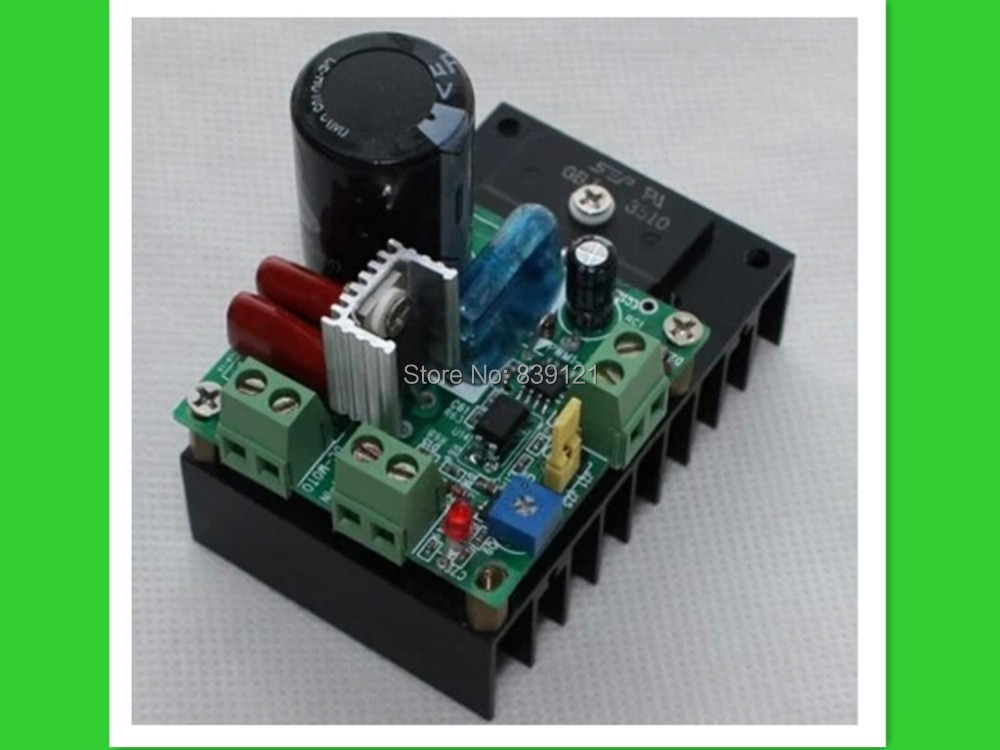 12V 14V 16V 18V 24V 36V speed controller of DC motor PWM speed MACH3 spindle speed<br><br>Aliexpress