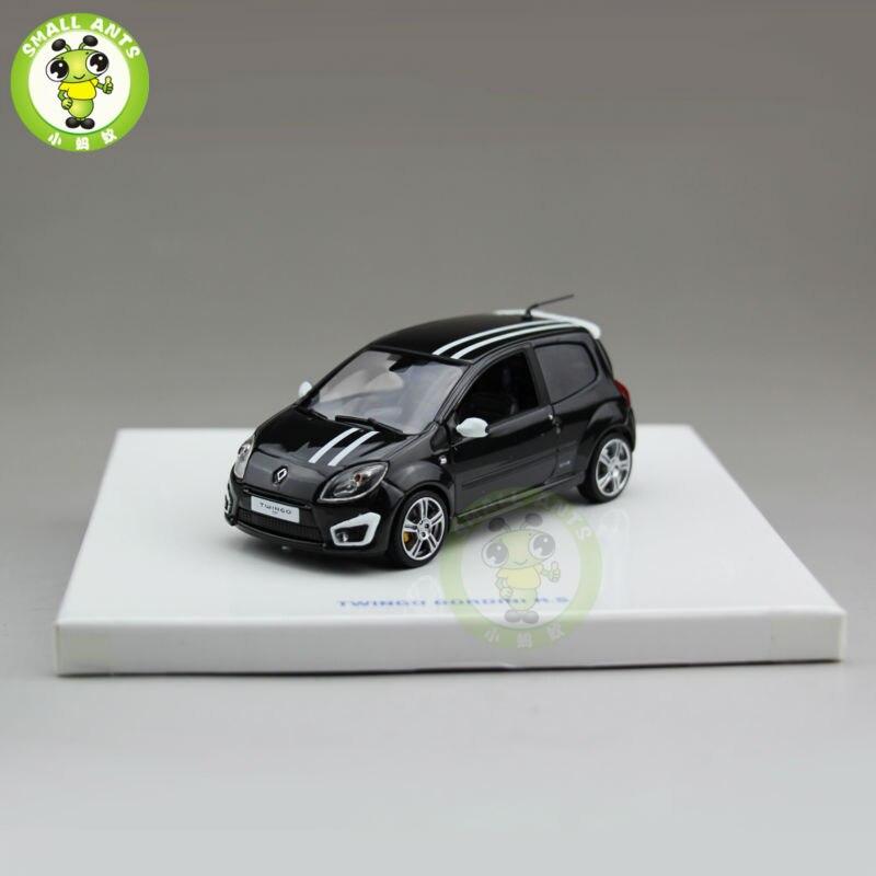 1/43 Renault Twingo GORDINI R.S. Diecast Car Model Black<br>