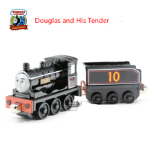 DOUGLAS and His Tender Thomas and Friends Diecast Metal Train Megnetic Toy The Tank Engine Trackmaster Toy For Children Kids(China)