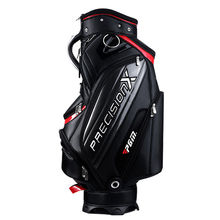 2016 New Brand PGM Golf Club Bag Golf Standard Ball Package Golf Ball Waterproof PU Bag Capacity 14 Clubs Black/Red