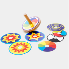 Hot Sale Classic Beyblades Toy for Kids Children Funny Wooden Toy Colorful Beyblade Toy Spinning Top with Drawing Cards
