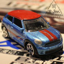 1:64 Alloy car model car series Sports car BM minicooper Sliding car Children like the gift Family Collection Decoration(China)