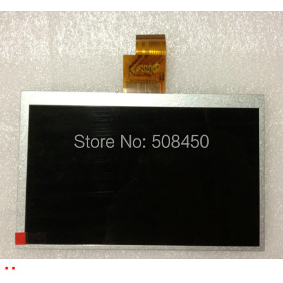 New 7 NTT730 NTT 730 Tablet KD070D7-40NT-A18 LCD Display screen panel Matrix Digital Replacement Free Shipping<br>
